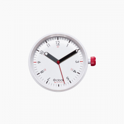 Reloj O BAG O CLOCK Seconds Rojo Blanco