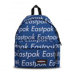 Mochila EASTPAK Padded Pak'r CHATTY BLUE